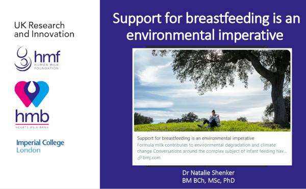 support for breastfeeding env imp