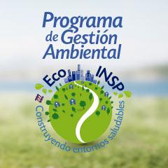 Eco-INSP. Progama de Gestión Ambiental image
