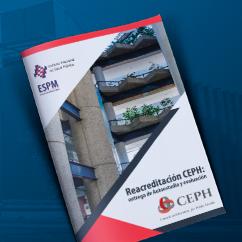 ¡Participa en el proceso de reacreditación ante el CEPH! image